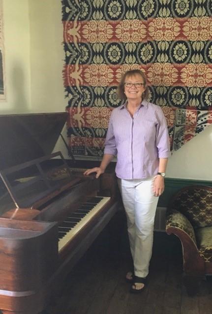Square Grand Piano - Adopt-a-Memory