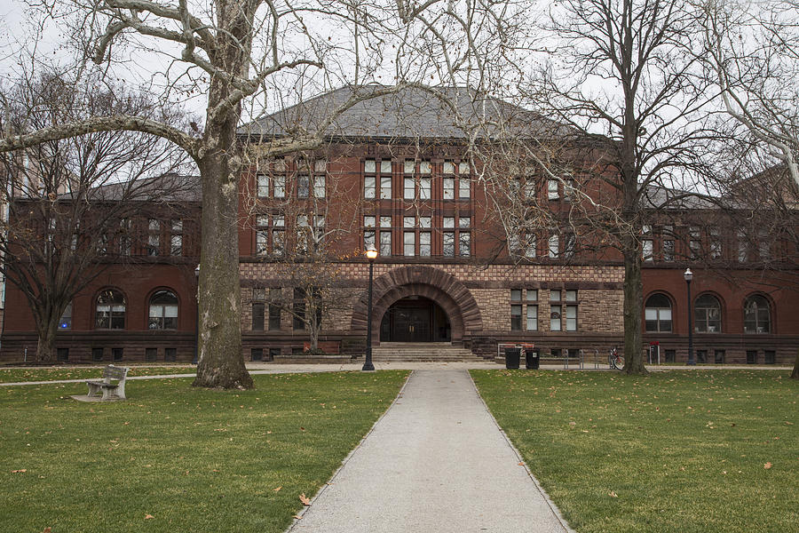 R. B. Haye Ghost Story - Hayes Hall OSU