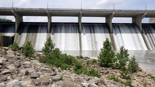 O'Shaughnessy Dam - Delaware County Ohio