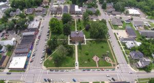 Sunbury Square - Walk around Sunbury Square - Sunbury Ohio