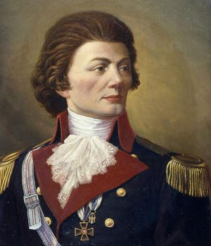 Thaddeus Kosciusko - Revolutionary War Leader