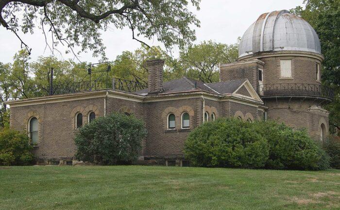 OWU Student Observatory - Delaware Ohio